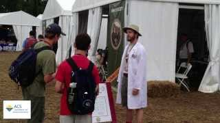 Would-be Scientists Earn Chemistry Merit Badges At 2013 Boy Scout Jamboree