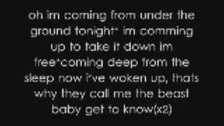 Chipmunk - Beast (Lyrics)
