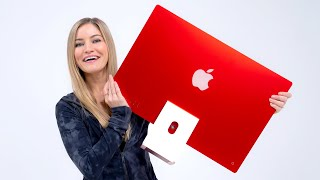 M1 iMac Unboxing and Review!