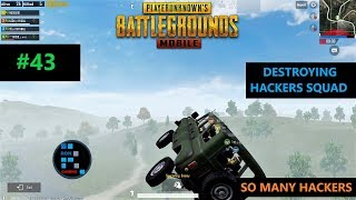 [Hindi] PUBG MOBILE   DESTROYING MODDERS SO MANY OF THEM IN PUBG