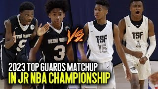 TOP 8TH GRADERS GO HEAD TO HEAD w/ Championship ON THE LINE!! Kanaan Carlyle VS Robert Dillingham