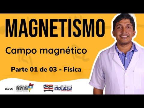 Aula 03 | Magnetismo: campo magnético - Parte 01 de 03 - Física