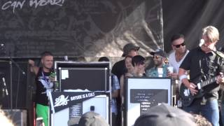 "Bayside - ""Sick, Sick, Sick"" (Live in San Diego 6-25-14)"