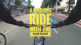 preview picture of video 'Cycling vlog: A morning of a cyclist (দ্বিচক্রযান 'ফুয়াইত্যা রাইড-১০')'