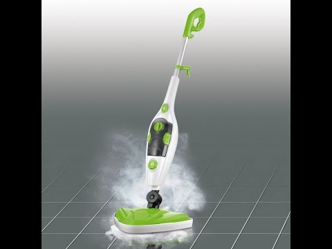 CLEANmaxx Dampfbesen 3in1 1500 W in Limegreen-Weiß (08336) | maxx-world.de