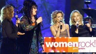 Women Rock! Girls with guitars | 10-22-2000