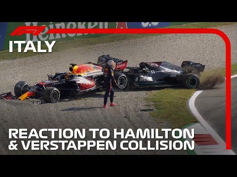 フェルスタッペンとハミルトンのクラッシュはハプニングだったよね F1第14戦イタリアGP(モンツァ)