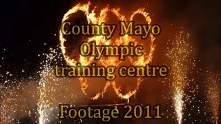 Olympic training centre in rural Co Mayo , Ireland ( Parody)