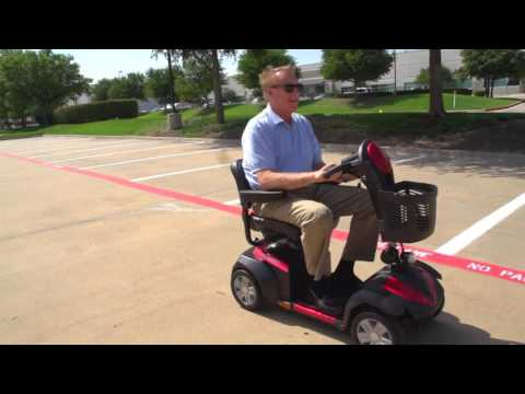 Envoy 4 Plus Mobility Scooter – New Model