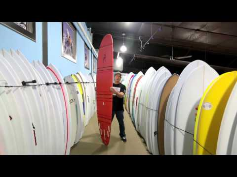 Ricky Carroll PLB Surfboard Review