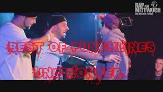 Best Of Punchlines Und Konter RAP AM MITTWOCH  Legendäre Battles Compilation