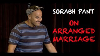 EIC Sorabh Pant On Arranged Marriage