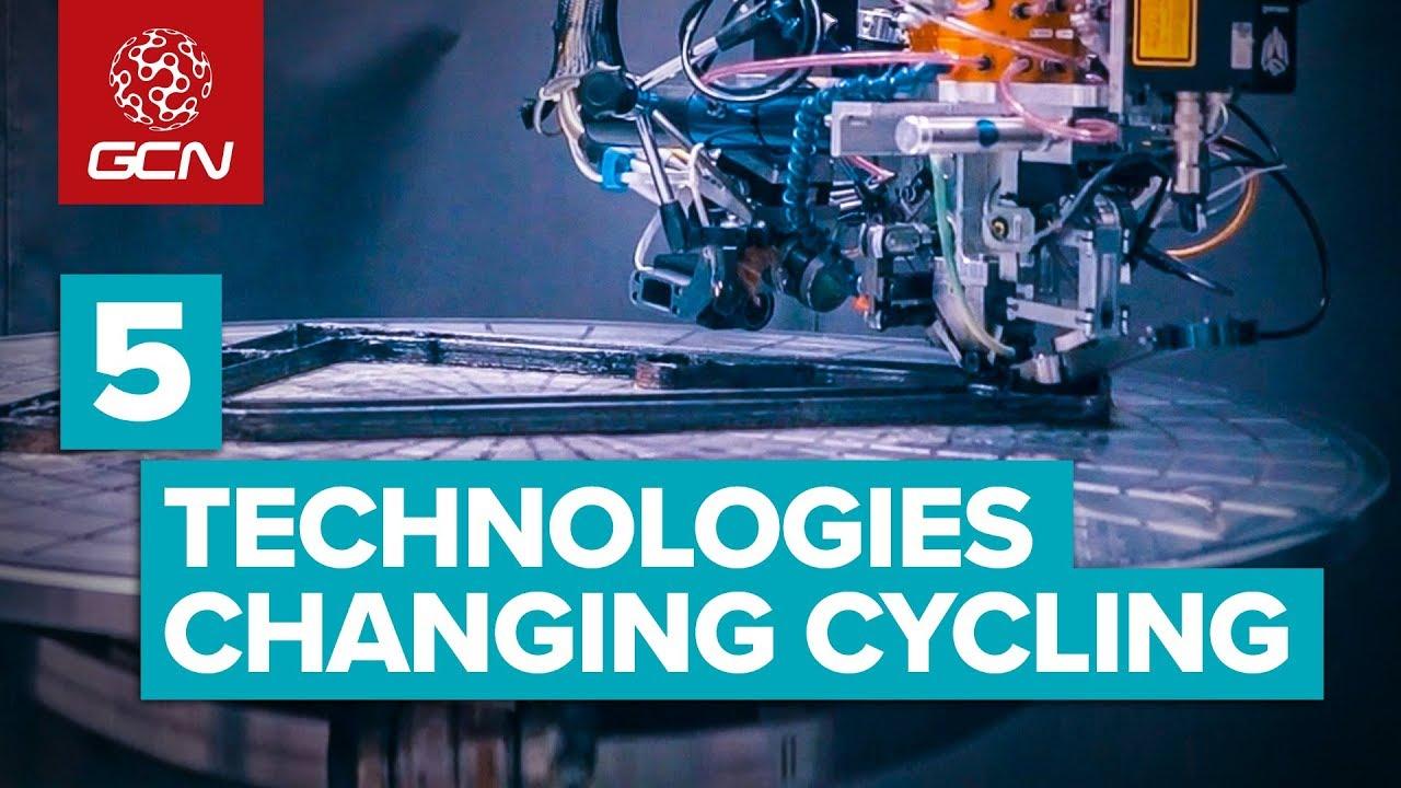 5 tecnologie che cambieranno il ciclismo nei prossimi anni