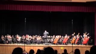 Osceola County School for the Arts Symphony Orchestra 2015