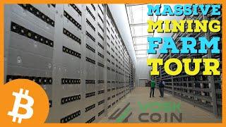 Aufbau eines Rigns fur Bitcoin-Bergbau