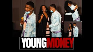 LISTEN TO THE YOUNG MILLIONAIRES IN TRAINING: ROAD TO ICON $$$