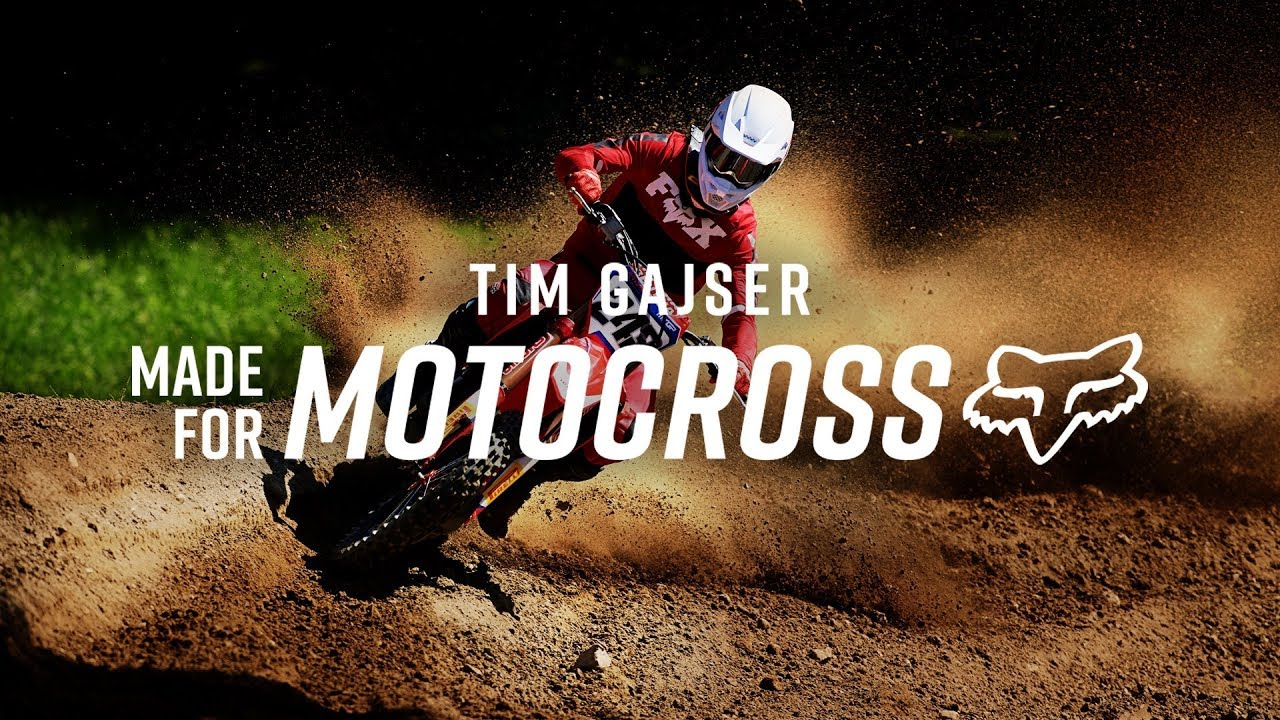 MX20 IS MADE FOR TIM GAJSER
