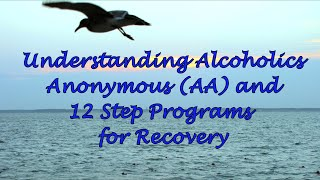 Understanding Alcoholics Anonymous (AA) and 12 Step Programs for Recovery