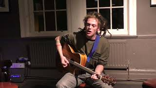 Arian Sterreveld at The Bridge - Fighting For Strangers (Trad)