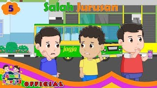 ❤05 Musim 3 Salah Jurusan❤Mauza Lupa❤Jamal Laeli Series Official - JLS
