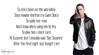 Eminem - River (Lyrics) ft. Ed Sheeran