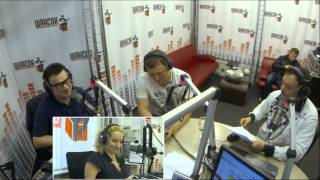 Звездный Завтрак на Радио Шансон. Михаил Бублик