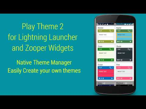 Video of Play Theme for LLX and Zooper