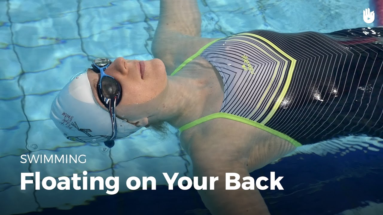 How To Float On Your Back Overcoming A Fear Of Water Sikana
