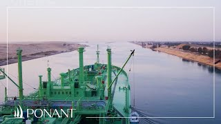 Ponant: The Panama Canal with François Bellec