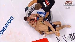 Димитар Костов vs Кирилл Фоменков highlights, M-1 Challenge 94