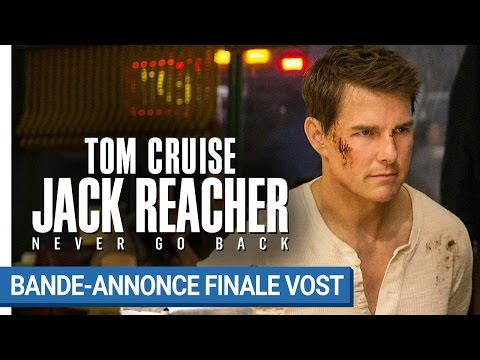 Jack Reacher : Never Go Back Paramount Pictures / Skydance Productions / TC Productions