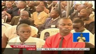 Naibu rais William Ruto amewarai wakazi wa magharibi ya Kenya kujiunga na chama cha Jubilee