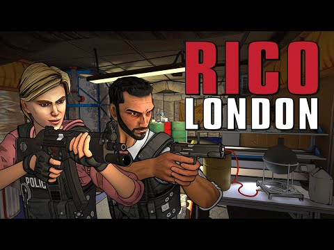 East-End Gangster Shooter RICO London Coming To PS5 In June 2021