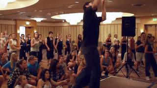 Роберт Хоффман, WCE 2010 Summer Dance Experience