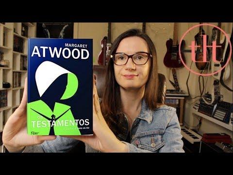 Os Testamentos (Margaret Atwood) - Continuac?a?o de O conto da Aia | Tatiana Feltrin
