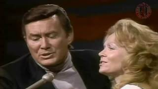 Sue Thompson and Don Gibson - Cause I Love You (1973)