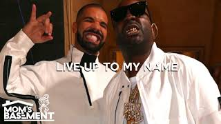 Drake - Live Up To My Name [ NEW SONG 2018]