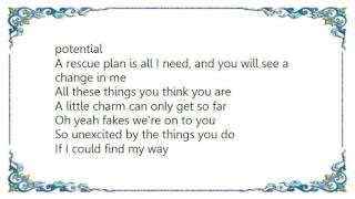 Charlotte Hatherley - Rescue Plan Lyrics