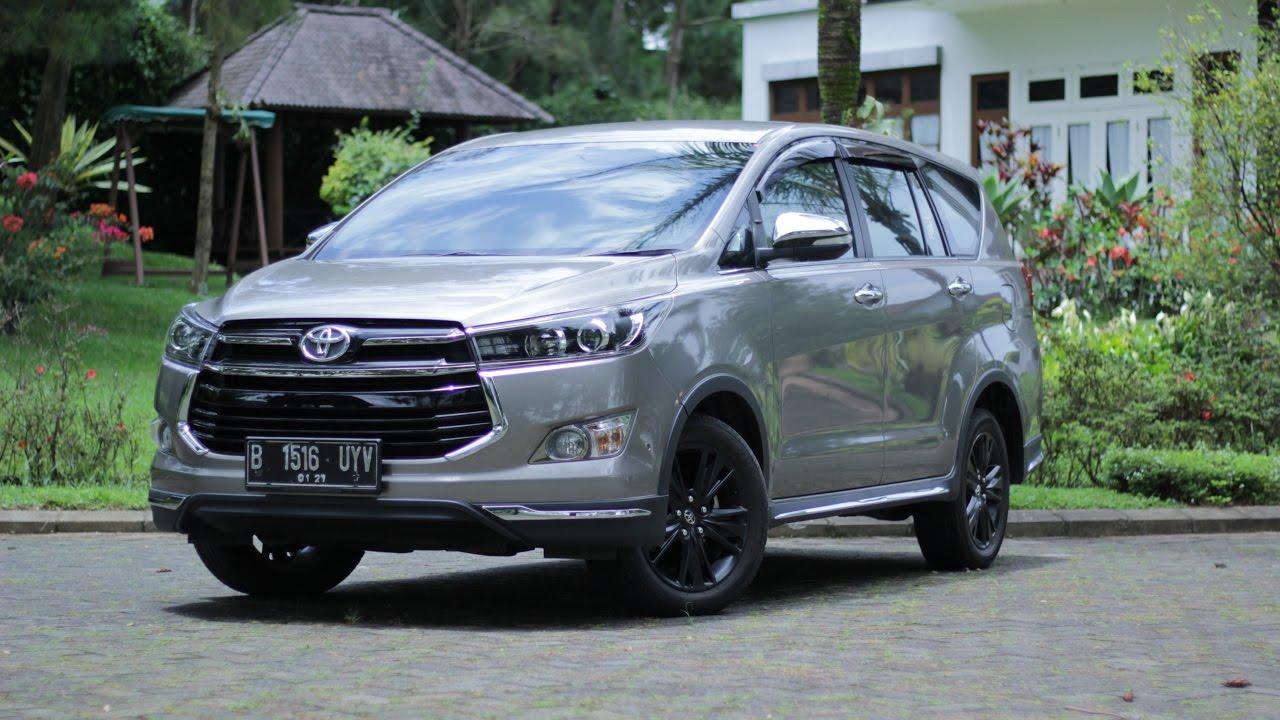 Innova New Venturer Toyota Yaris Trd Body Kit Video Eksterior