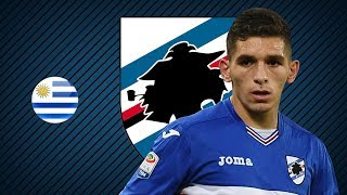 LUCAS TORREIRA | Sampdoria | Goals, Assists, Best Defensive Skills | 2017/2018 (HD)