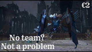 Skyforge: C2 *No Team? Not a problem*