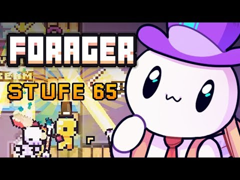 Maximales Level! | Forager #7