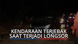 BPBD Padang Sebut Ada 5 Titik Longsor saat Hujan Kemarin, Satu Titik Terparah hingga Tutup Jalan