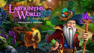 Labyrinths Of The World 10: Fools Gold Collectors Edition