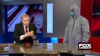 Do Hazmat Suits Protect Workers from Radiation
