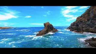 Cinematic video #FPV, Cave Island ????, Chamela, México, what a journey!