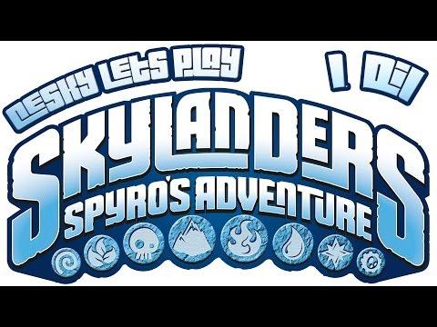 skylanders spyro's adventure pc download