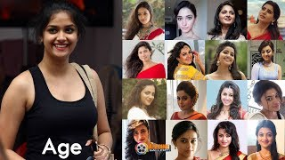 Top South Indian Actress Real Age | Heroines Age with Date of Birth - Download this Video in MP3, M4A, WEBM, MP4, 3GP