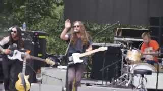 FPSF 2014 - J. Roddy Walston & The Business - Heavy Bells