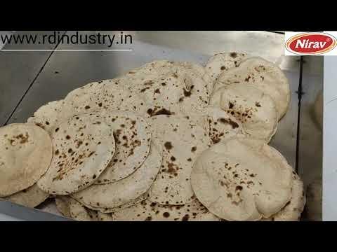 Stainless Steel Chapati Making Machine